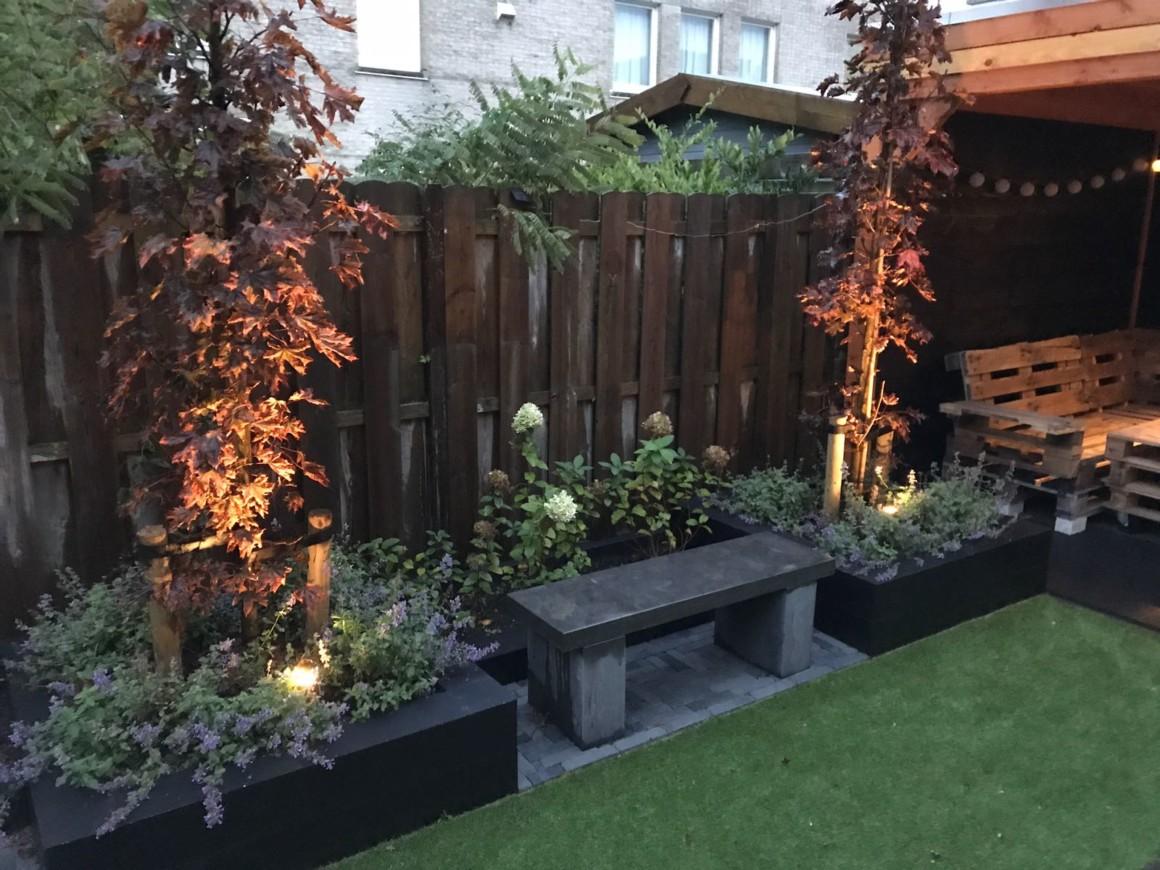 verlichting tuin - Hoveniersbedrijf Bemelmans